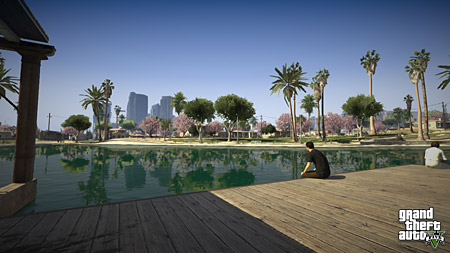 Райское наслаждение в GTA 5